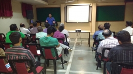 Seminar - 20 August 2016
